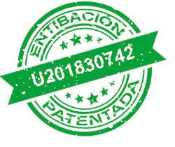 Entibaciones con certificación patentada